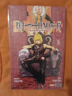 Panini Manga Death Note Latino Tomos 8 Al 10 80000