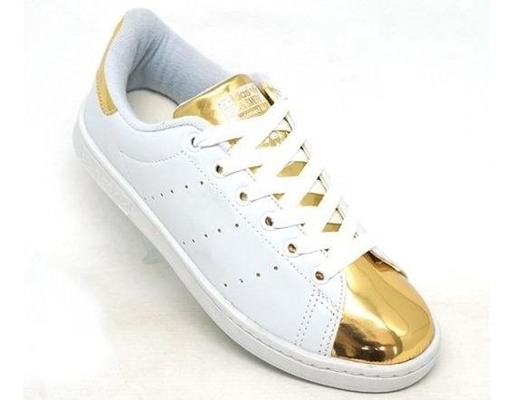 Tênis adidas Stan Smith Feminino - Varias Cores