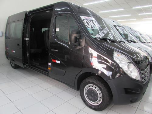 Renault Master Executiva À Pronta Entrega