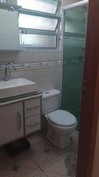 Apartamento Com 2 Dormitórios À Venda, 50 M² Por R$ 185.000 - Parque Pinheiros - Taboão Da Serra/sp - Ap0737