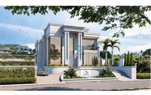 Casa Com 7 Dormitórios À Venda, 1332 M² Por R$ 28.000.000,00 - Tamboré 2 - Santana De Parnaíba/sp - Ca1578
