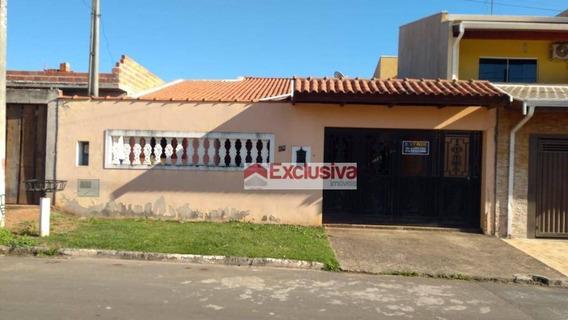 Casa Com 3 Dormitórios À Venda, 137 M² Por R$ 430.000,00 - São José - Paulínia/sp - Ca1692