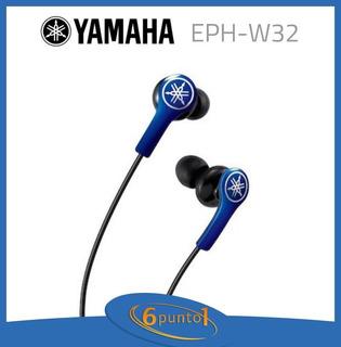 Auriculares Yamaha Eph-w32 - In Ear - Bluetooth - Recoleta