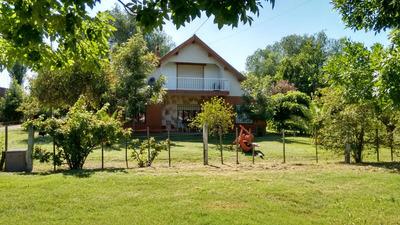 Casa Chalet Quinta Con Finca - Oportunidad General Alvear