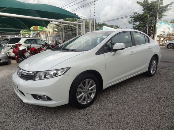 Honda - Civic Lxs 1.8 16v Flex Automatico 2013