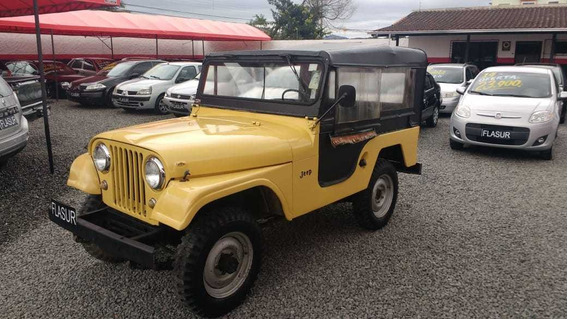 Ford Jeep Willys 4x4 6cc