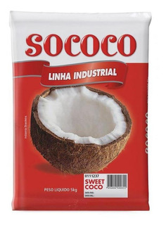 Coco Ralado Sweet Floco 5 Kg -sococo