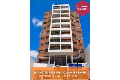 Venta Departamento Quilmes Centro Con Cochera