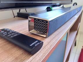 Soundbar Samsung Subwoofer Sem Fio Bt/usb/hdmi 300w Hw-j450