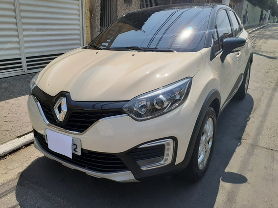 Renault Captur 1.6 16v Zen Sce 5p 2018