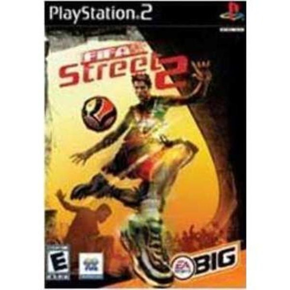 Patch Fifa Street 2 Ps2