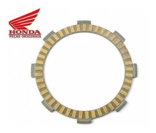 Discos Embreagem Original Honda Titan 150 Top!!!