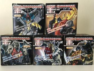 Transformers wst Dinorobots