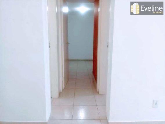 Spazio Supere - Apartamento Para Alugar - Suzano - 2dms 1 Suíte - A630