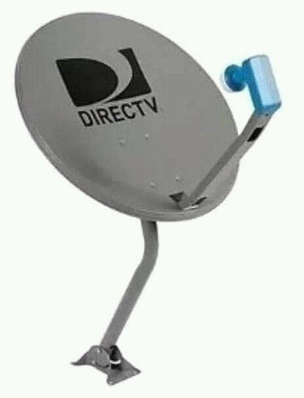 Antena Directv Con Lente Nuevos.