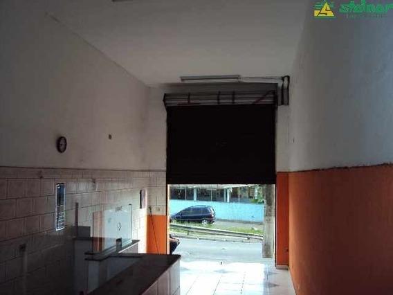 Aluguel Salão Comercial Até 300 M2 Jardim São Paulo Guarulhos R$ 650,00