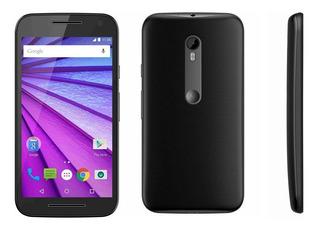 Motorola Moto G3 Libre 16gb 2gb Ram 13mpx Punto En Pantalla