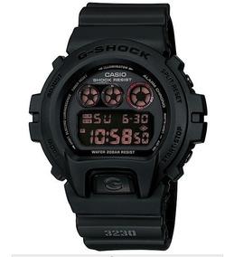 Relogio Casio Dw 6900ms-1 G-shock Militar Na Lata Luz Alarm
