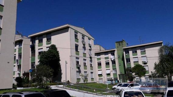 Villarinho Imóveis: Apartamento Com 1 Dormitório À Venda, 35 M² Por R$ 140.000 - Vila Nova - Porto Alegre/rs - Ap0451