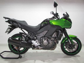 Kawasaki Versys 1000 - 2015 Verde