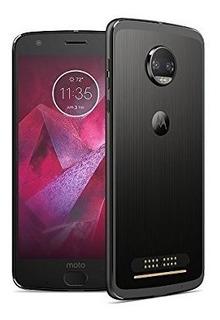 Motorola Moto Z2 Force Xt1789-05 64gb Onix Vitrine