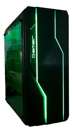 Pc Cpu Gamer H110/ Core I7/ 16gb/ Ssd240 / Gtx1660/ Gab