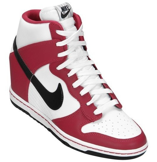 ** Zapatillas Nike Mujer Wmns Dunk Sky Hi Talle 6 (36) **