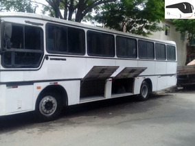 Ônibus Marcopolo Viaggio - Bom P/ Motor Home 1987 Johnnybus