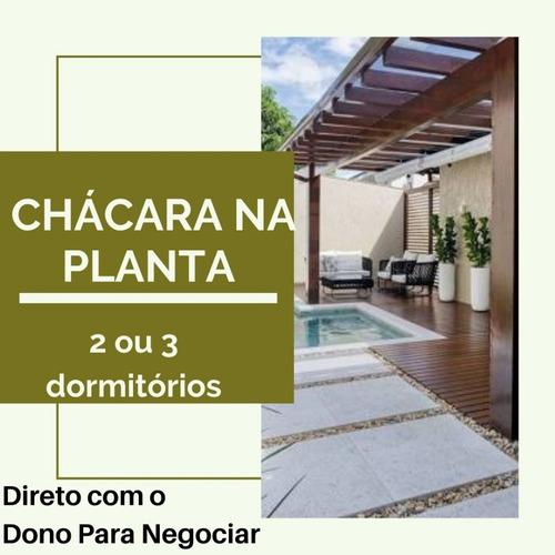 Imagem 1 de 6 de E/l Projeto De Chacara Na Planta Direto Com O Proprietario!!