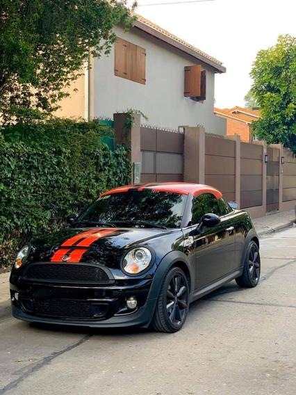 Mini Cooper S Coupe Manual Impecable! Cuero Longe