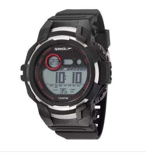 Relógio Speedo Masculino Ref: 11009g0evnp2 Big Case Digital