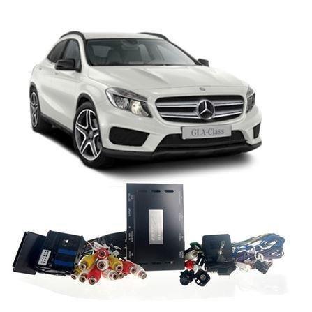 Interface Desbloqueio De Tela Mercedes Classe Gla 2015