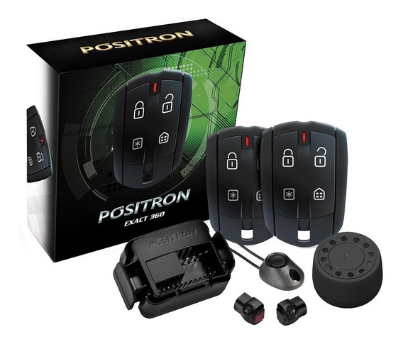 Alarme Positron Cyber Ex-360 012872000