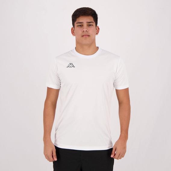 Camisa Kappa Modena Branca