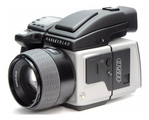 Hasselblad H5d Com 80mm E Back De 40mp Nova !!