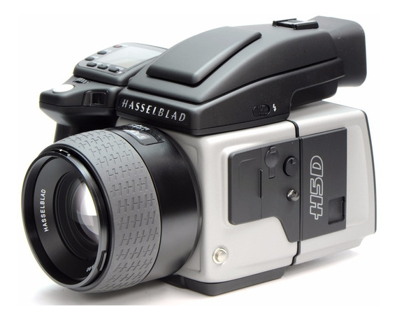 Hasselblad H5d Com 80mm E Back De 40mp Nova !!