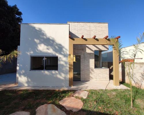 Imagem 1 de 17 de Casa No Bairro Sao Pedro - Esmeraldas - Ca00263 - 68403837