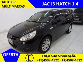 Jac J3 Turin - Carro Super Conservado - Única Dona