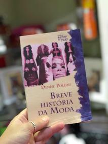 Livro: Breve História Da Moda