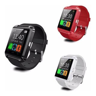 Reloj Smartwath U8 Bluetooth Para iPhone Y Android