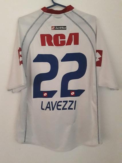 Camiseta San Lorenzo Lotto Rca Lavezzi