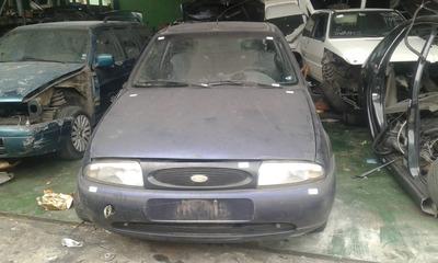 Fiesta Ano 1998 Motor 1.4 16v