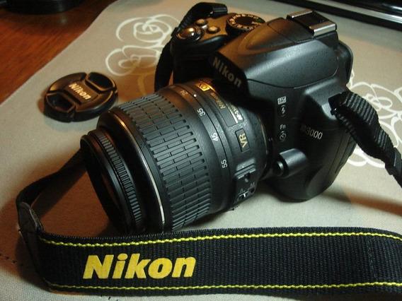 Vendo Camera Dslr Nikon D3000