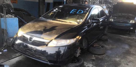 Honda Civic Lxs 2006 2007 (sucata Somente Peças)