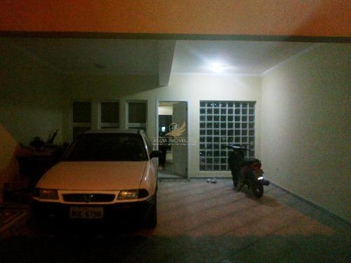 Sobrado  Residencial À Venda, Alto De São José, Itu. - So0002