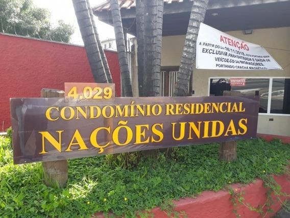 Apartamento 03 Dormitórios - Condomínio Nações Unidas - Zona Sul - H-0044