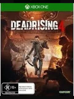.: Dead Rising 4 Para Xbox One Nuevo Y Sellado :. En Bsg