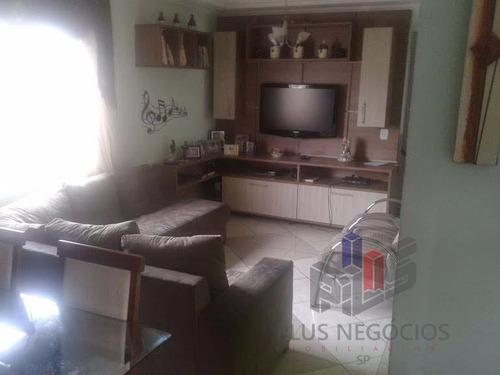 Apartamento À Venda Em Vila Curuca - Ap008148