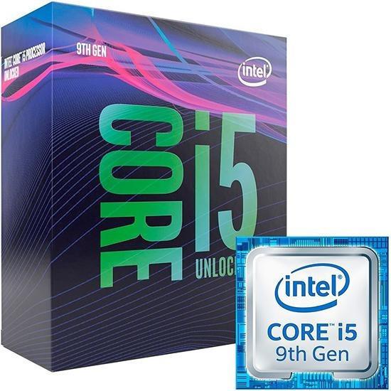 Processador Intel Core I5-9400f 2.9ghz Lga 1151 9mb