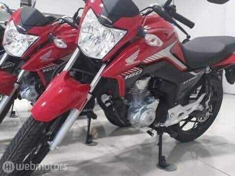 Honda Titan 160cc